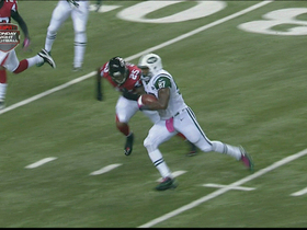 Video - New York Jets  tight end Jeff Cumberland 47-yard gain