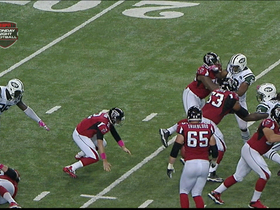 Video - Atlanta Falcons quarterback Matt Ryan forced fumble