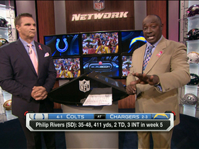 Video - 'Playbook': Indianapolis Colts vs. San Diego Chargers