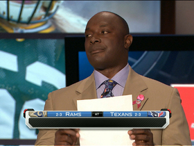 Video - 'Playbook': St. Louis Rams vs. Houston Texans