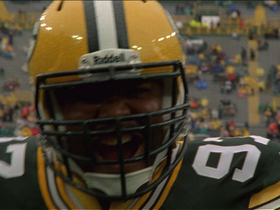 Video - Green Bay Packers defensive tackle Johnny Jolly's long road back to the field