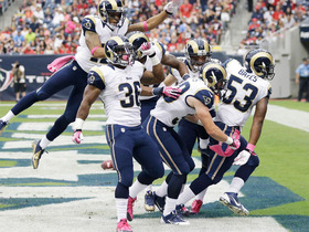 Video - WK 6 Can't-Miss Play: St. Louis Rams LB Darren Bates fumble-return touchdown