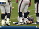 Watch: Schaub injury