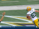 Watch: Rodgers to Nelson for a 64-yard TD pass and catch
