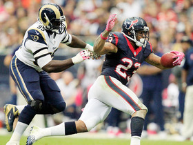 Video - Week 6: St. Louis Rams vs. Houston Texans highlights