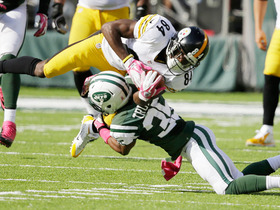 Video - Week 6: Pittsburgh Steelers vs. New York Jets highlights