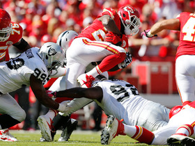 Video - Week 6: Oakland Raiders vs. Kansas City Chiefs highlights