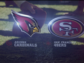Video - Week 6: Arizona Cardinals vs. San Francisco 49ers highlights