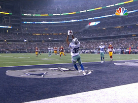 Video - Dallas Cowboys cornerback Orlando Scandrick interception