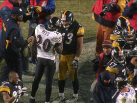 Video - 'NFL Films Presents': Houston Texans safety Ed Reed and Pittsburgh Steelers safety Troy Polamalu