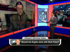 Video - Front Office View : Philadelphia Eagles better with Foles