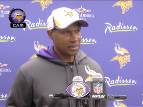Video - Minnesota Vikings coach Leslie Frazier: 'We had this in mind when we acquired quarterback Josh Freeman'