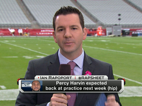 Video - Percy Harvin expected to return soon?