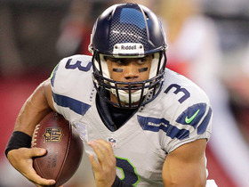 Video - Arizona Cardinals stop Russell Wilson on 4th and inches