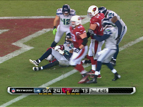 Video - Arizona Cardinals quarterback Carson Palmer's second interception