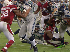 Video - Beast Mode unleashes on Dockett
