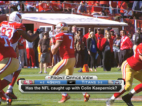 Video - Has the NFL caught up with San Francisco 49ers quarterback Colin Kaepernick?