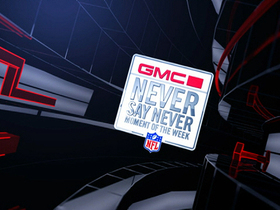 Video - Week 6: GMC Never Say Never Moment Of The Week