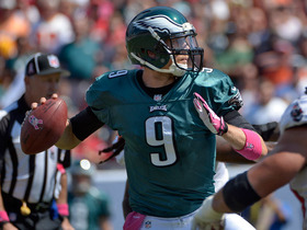 Video - Can Nick Foles lead the Philadelphia Eagles to the playoffs?