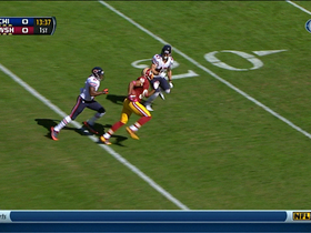 Video - Washington Redskins tight end Jordan Reed 38-yard catch