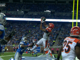 Video - Cincinnati Bengals wide receiver Marvin Jones 12-yard touchdown catch