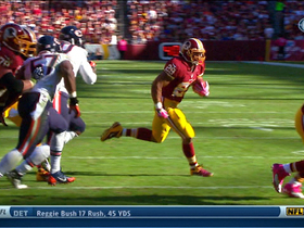 Video - Washington Redskins running back Roy Helu 3-yard TD run