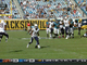 Watch: Henne intercepted by Gilchrist