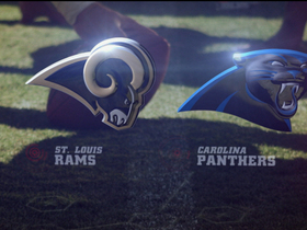 Video - Week 7: St. Louis Rams vs. Carolina Panthers highlights