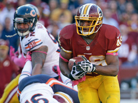 Video - Week 7: Chicago Bears vs. Washington Redskins highlights