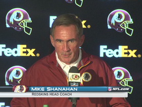 Video - Redskins postgame press conference