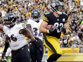 Video - Week 7: Baltimore Ravens vs. Pittsburgh Steelers highlights