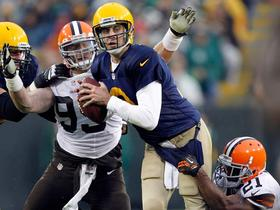 Video - Week 7: Cleveland Browns vs. Green Bay Packers highlights