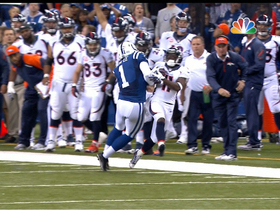 Video - WK 7 Can't-Miss Play: Indianapolis Colts kicker Pat McAfee lays out kick returner Trindon Holliday