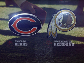 Video - GameDay: Chicago Bears vs. Washington Redskins highlights