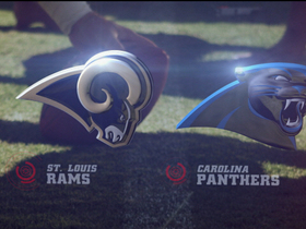Video - GameDay: St. Louis Rams vs. Carolina Panthers highlights