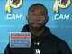 Watch: Robinson on being an undersized wide receiver