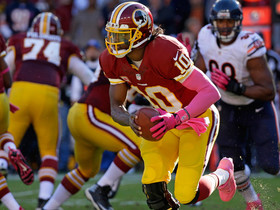 Video - Drive of the Week: RGIII sparks Skins comeback