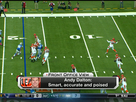 Video - Charley Casserly: Cincinnati Bengals QB Andy Dalton has 'ice in his veins'