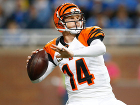 Video - Cincinnati Bengals QB Andy Dalton continues to find success
