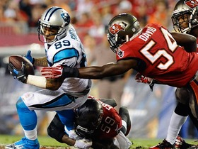 Video - Week 8: Carolina Panthers vs. Tampa Bay Buccaneers highlights