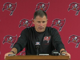 Video - Tampa Bay Buccaneers head coach Greg Schiano: 'Booing doesn't affect me'