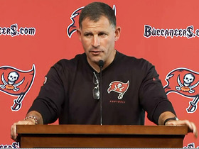 Video - Tampa Bay Buccaneers head coach Greg Schiano: 'Have I lost the locker room? No.'