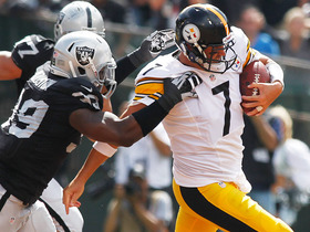 Video - 'Playbook': Pittsburgh Steelers vs. Oakland Raiders