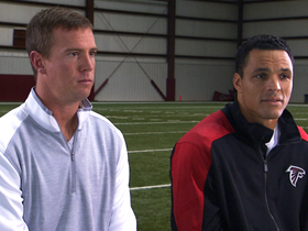 Video - Mooch sits down with Atlanta Falcons quarterback Matt Ryan and tight end Tony Gonzalez