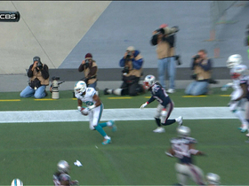 Video - Miami Dolphins quarterback Ryan Tannehill 4-yard TD pass