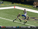 Watch: Johnson 13-yard touchdown catch