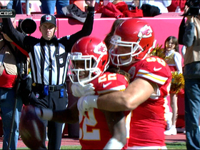 Video - Kansas City Chiefs wide receiver Dexter McCluster 28-yard touchdown catch