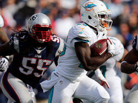 Video - Week 8: Miami Dolphins vs. New England Patriots highlights