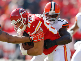 Video - Week 8: Cleveland Browns vs Kansas City Chiefs highlights