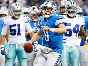 Video - WK 8 Can't-Miss Play: Detroit Lions game-winning drive